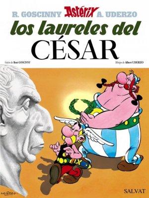 ASTERIX  LOS LAURELES DEL CESAR  - SALVAT - 9788434567368 -