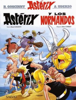 ASTERIX Y LOS NORMANDOS  - SALVAT - 9788469602560 -