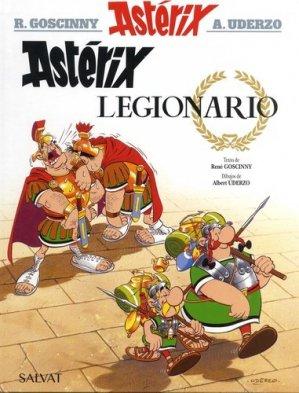 ASTERIX LEGIONARIO  - SALVAT - 9788469602577 -