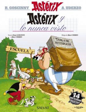 ASTERIX Y LO NUNCA VISTO  - SALVAT - 9788469602799 -