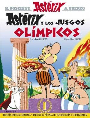 ASTERIX Y LOS JUEGOS OLIMPICOS  - SALVAT - 9788469605943 -