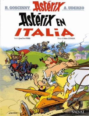 ASTERIX EN ITALIA  - SALVAT - 9788469620380 -