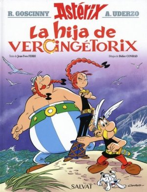 Asterix la Hija de Vervingetorix - bruno - 9788469626214 -