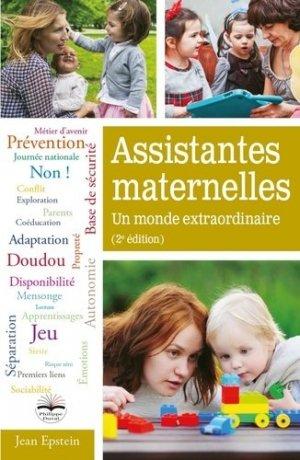 Assistantes maternelles  un monde extraordinaire - philippe duval - 9791090398894 -