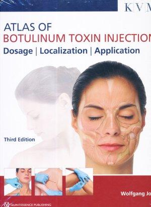 Atlas of botulinum toxin injection - quintessence publishing - 9781786980304 -