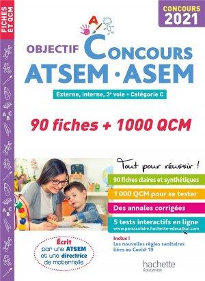 ATSEM - ASEM - Hachette - 9782017149286 -