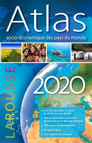 Atlas socio-économique des pays du monde 2020 - larousse - 9782035973030