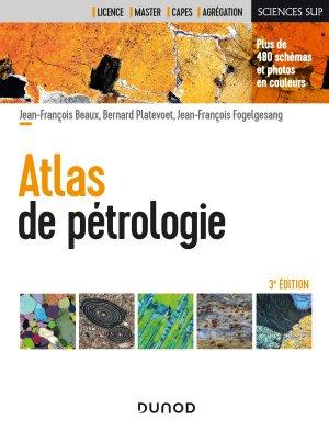 Atlas de pétrologie - dunod - 9782100800568 -