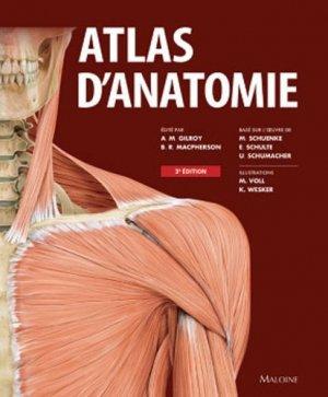 Atlas d'Anatomie-maloine-9782224034894