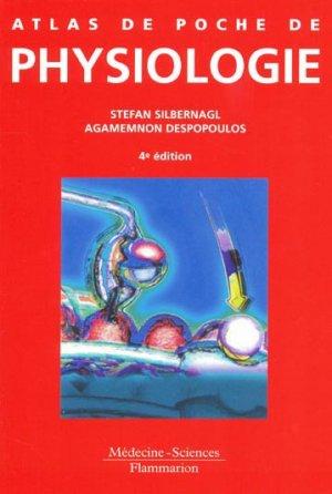 Atlas de poche de physiologie - lavoisier msp - 9782257000170 -