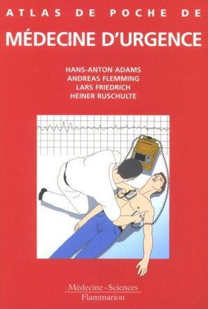Atlas de poche de médecine d'urgence - lavoisier msp - 9782257112101 -