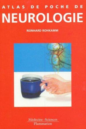 Atlas de poche de neurologie - lavoisier msp - 9782257113290 -