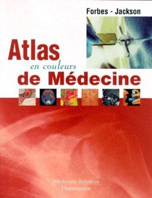 Atlas en couleurs de médecine - lavoisier msp - 9782257150721 -