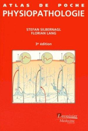 Atlas de poche de Physiopathologie - lavoisier msp - 9782257205957 -