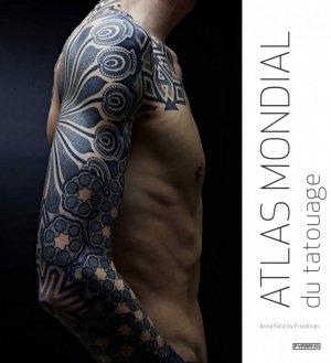 Atlas mondial du tatouage - editions pyramyd - 9782350173658 -