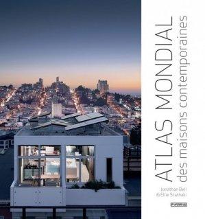 Atlas mondial des maisons contemporaines - pyramyd - 9782350174631 -