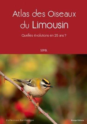 Atlas des Oiseaux du Limousin - biotope - 9782366620832 -