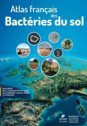 Atlas Français des bactéries du sol - biotope - 9782366622195 -