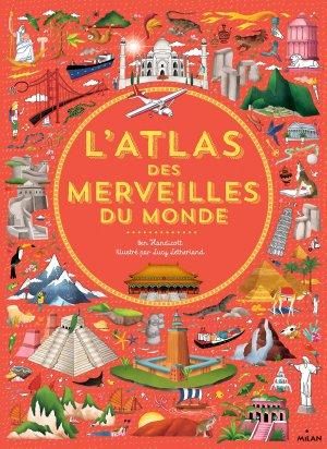 Atlas des merveilles du monde - milan - 9782408006518