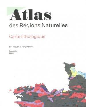Atlas des Régions Naturelles - Poursuite éditions - 9782490140213 -