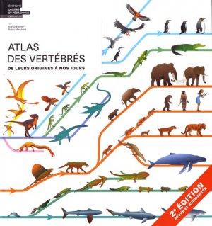 Atlas des vertébrés - lep - loisirs et pedagogie (suisse) - 9782606017583 -