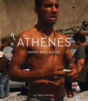 Athènes - Editions de La Table Ronde - 9782710371694 -