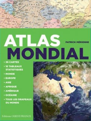 Atlas mondial - ouest-france - 9782737363955 -