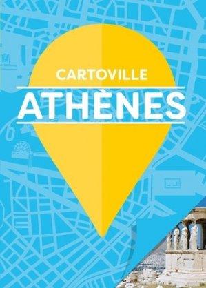 Athènes - gallimard loisirs - 9782742461905 -