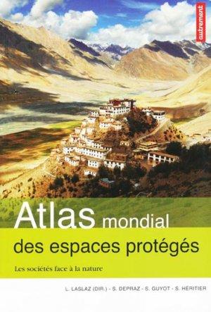 Atlas mondial des espaces protégés - autrement - 9782746715431 -