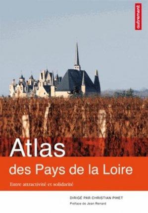 Atlas des pays de la Loire - autrement - 9782746732773