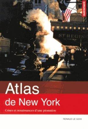 Atlas de New York - autrement - 9782746735231