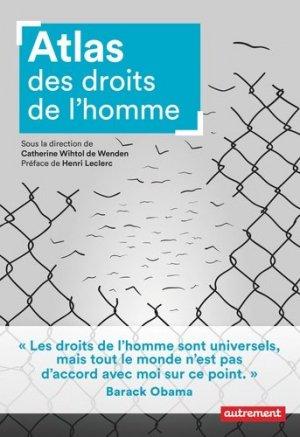 Atlas des droits de l'homme - autrement - 9782746748019 -