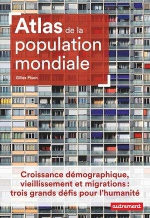 Atlas de la population mondiale - autrement - 9782746751026 -