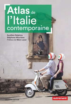 Atlas de l'Italie contemporaine - autrement - 9782746751187 -