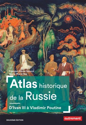 Atlas historique de la Russie - autrement - 9782746753808 -