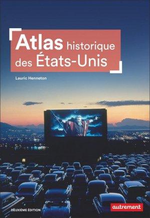 Atlas historique des États-Unis - autrement - 9782746761803 -