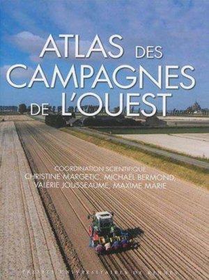 Atlas des campagnes de l'Ouest - presses universitaires de rennes - 9782753533738 -