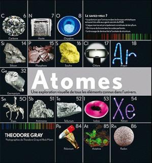 Atomes - place des victoires - 9782809901580 -