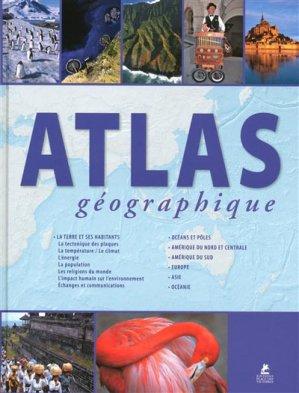 Atlas géographique - place des victoires - 9782809914054 -