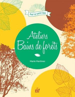 Ateliers Bains de forêt - prisma - 9782810427604 -