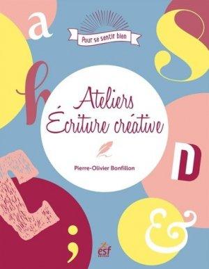 Ateliers d'écriture créative - prisma - 9782810429417 -