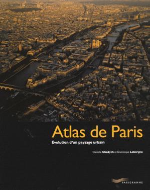 Atlas de Paris - parigramme - 9782840964858 -