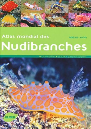 Atlas mondial des Nudibranches - ulmer - 9782841383238 -