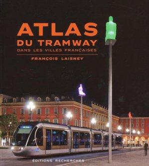 Atlas du tramway dans les villes françaises - recherches - 9782862220673 -
