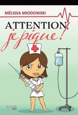 Attention, je pique ! - jmdesbois - 9782918754480 -