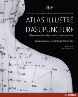 Atlas illustré d'acupuncture - ullmann - 9783848003181 -