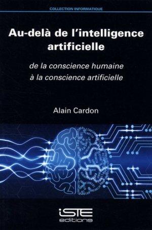 Au-delà de l'intelligence artificielle - iste - 9781784055080 -