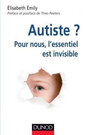 Autiste ? - dunod - 9782100581870 -