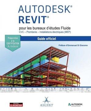 Autodesk Revit - le moniteur - 9782281143287 -