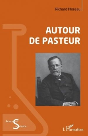 Autour de Pasteur - l'harmattan - 9782343213040 -